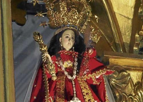 Virgen-Cisne