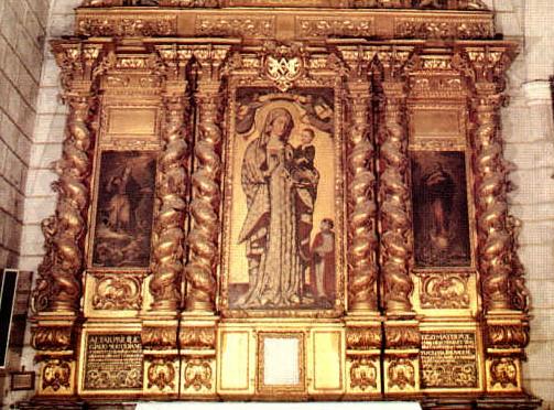 altar de ns la antigua de lima