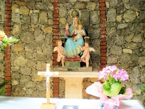 altar de roccafiorita