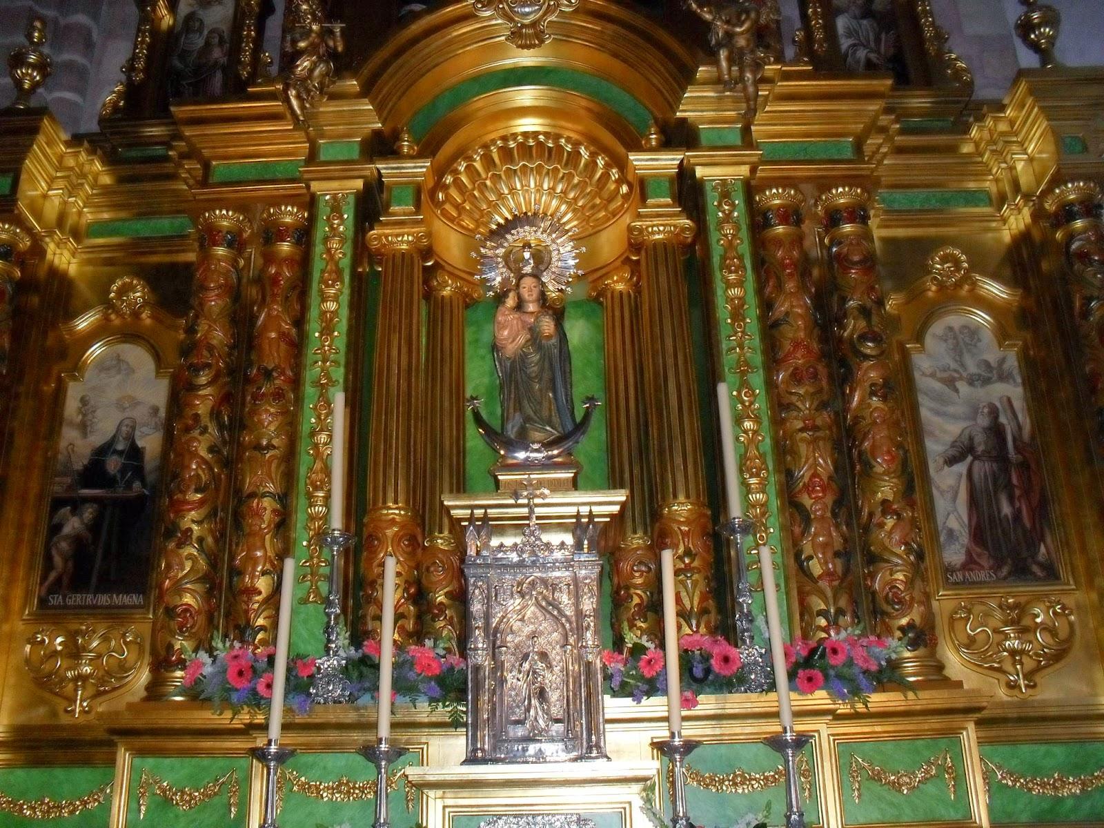 Nuestra Señora de Zocueca, una Virgen de Castilla en Andalucía, España (20 jul, 5 ago, últ dgo sep)