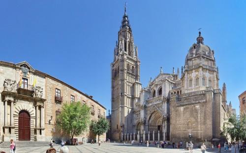 catedral de toledo fondo