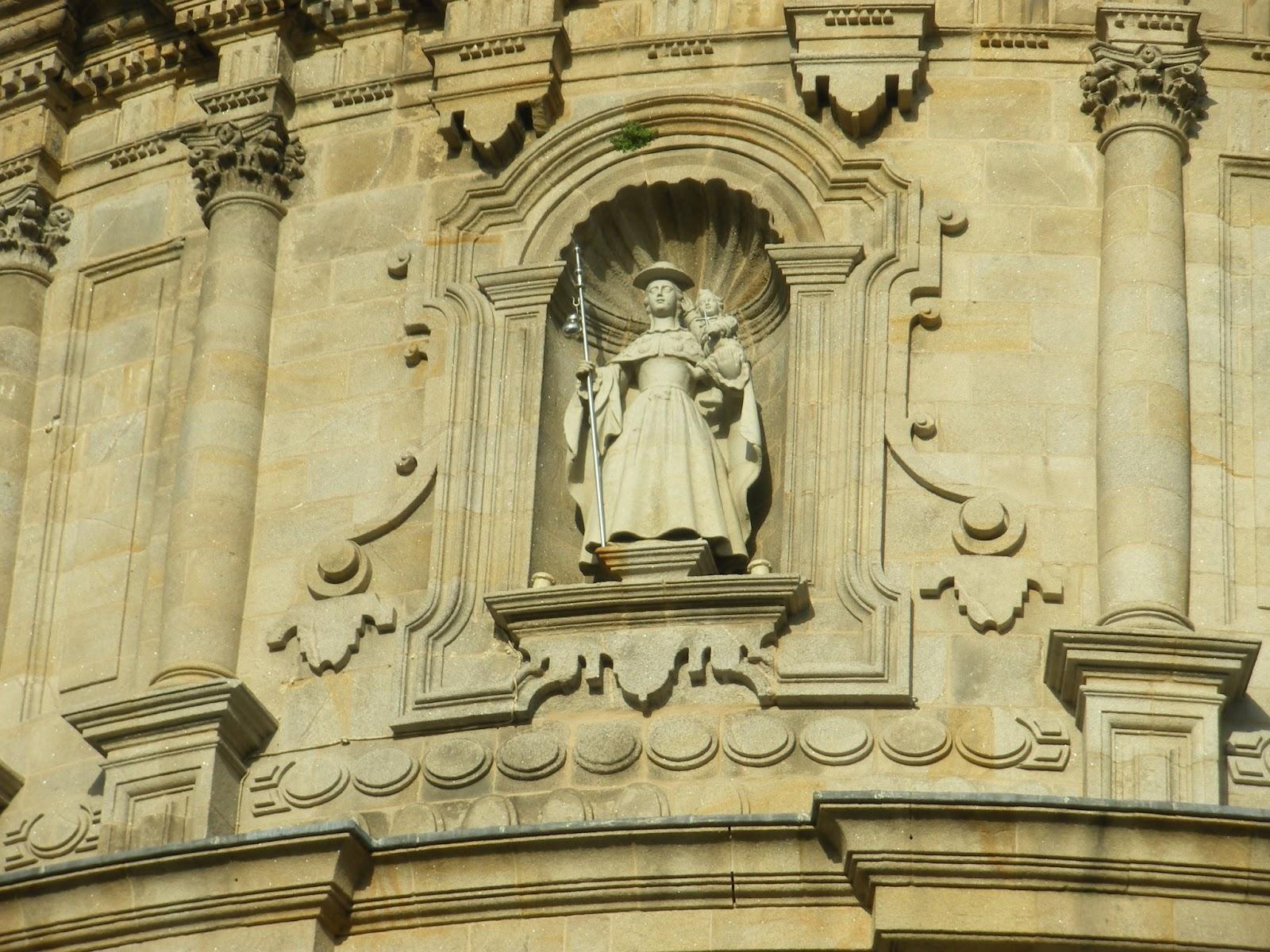 De Éfeso al Camino de Santiago: Virgen Peregrina de Pontevedra, España (15 de agosto)