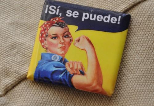 feminismo si se puede