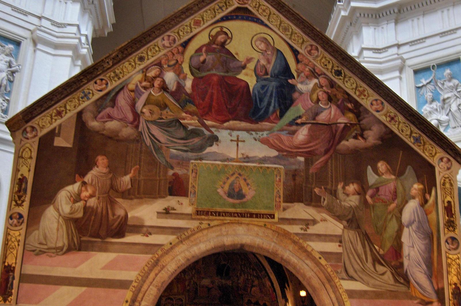 Un Recorrido por Santa María de los Ángeles [con la Porciúncula adentro]