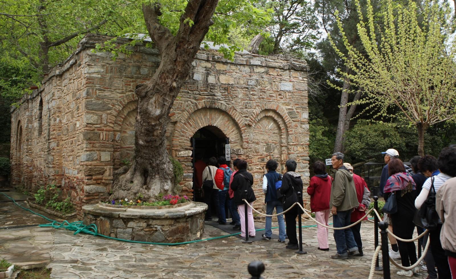 Cómo fue el Milagroso Descubrimiento de la Casa de la Virgen María en Éfeso