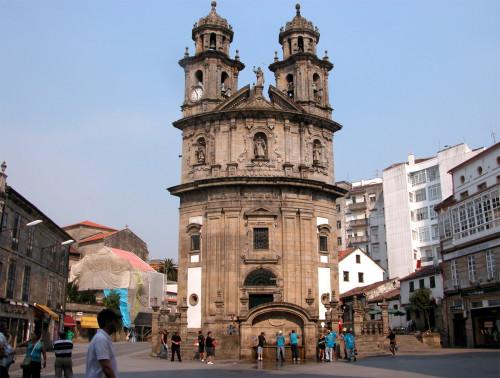 iglesia de la virgen peregrina fondo