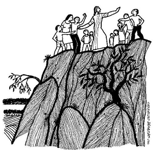 jesus separando cristianos