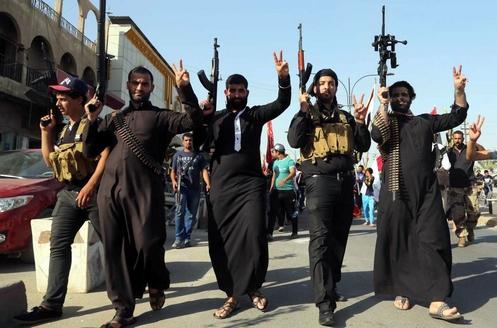jihadistas del estado islamico