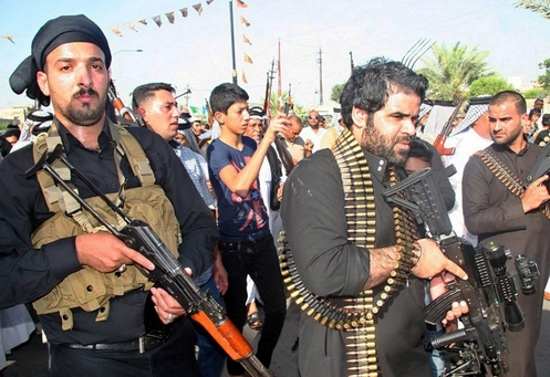 jihadistas del isil