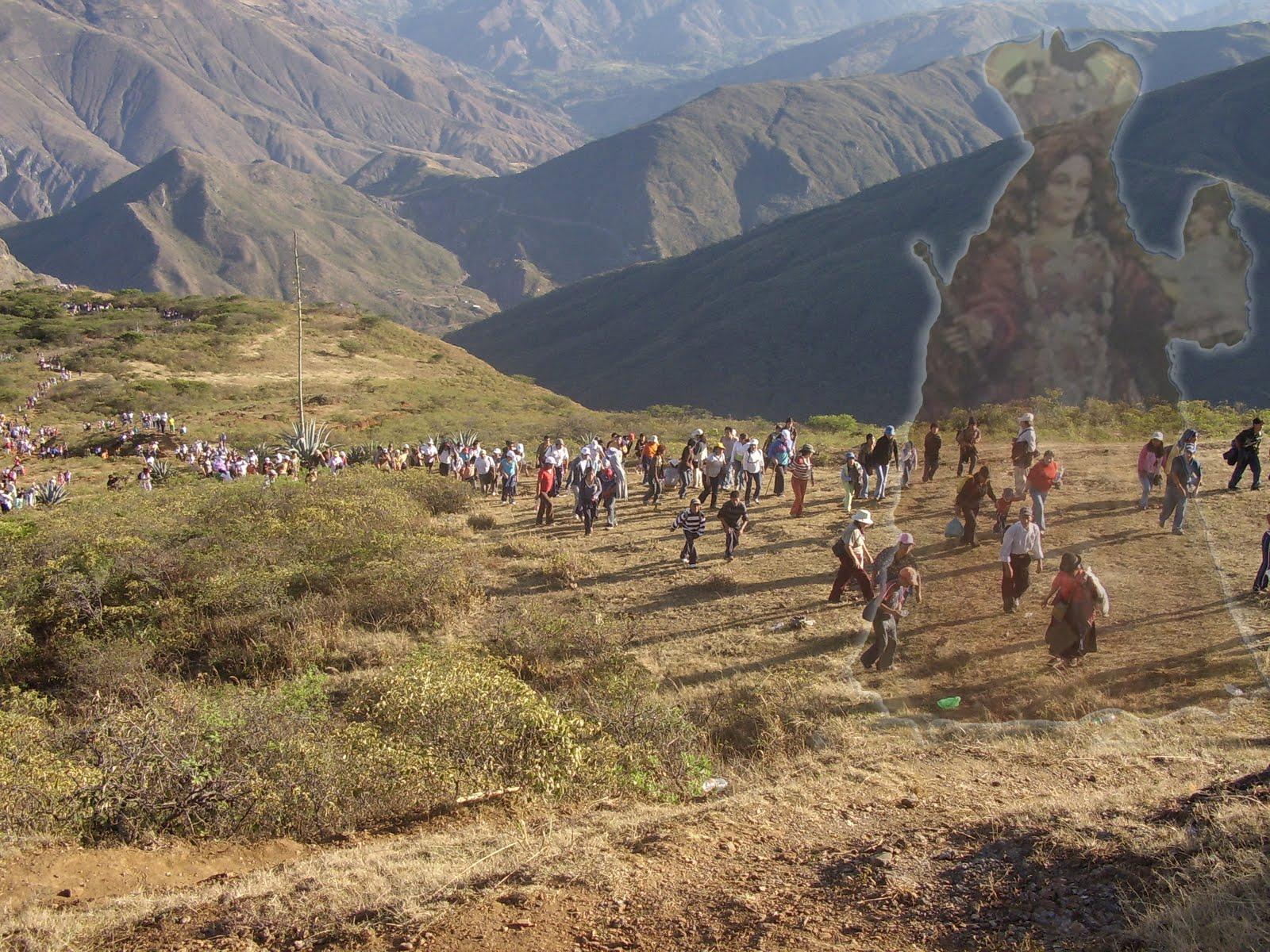 Virgen del Cisne, Apareció para Terminar con una Sequía, Ecuador (15 ago)