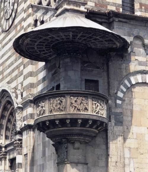 pulpito ctedral de prato