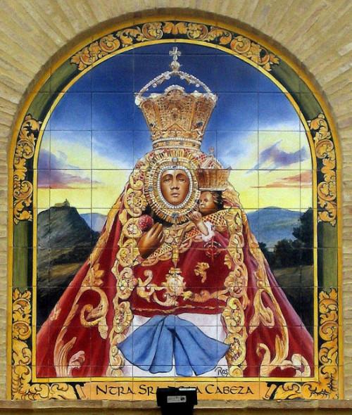 retablo virgen de la cabeza