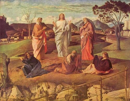 transfiguracion Giovanni Bellini