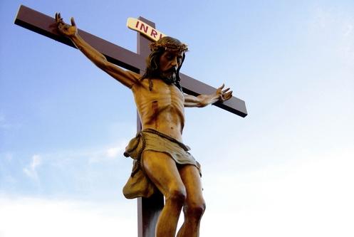 Jesucristo crucificado