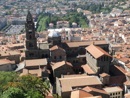 Le Puy en Velay catedral