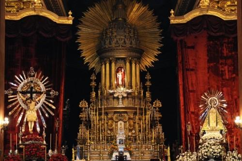 Sr y Virgen del Milagro
