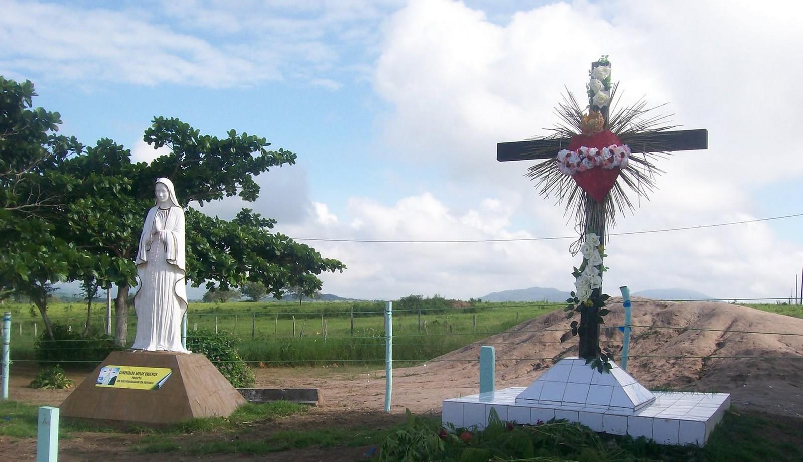 María se Aparece con Llamados Urgentes: Nuestra Señora Reina de la Paz en Anguera, Brasil (29 de septiembre)