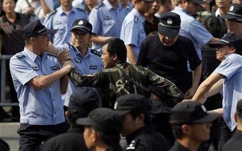 arresto de secta china dios todopoderoso