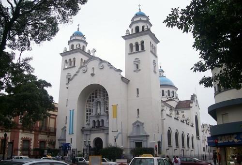 basilica de tucuman de la merced