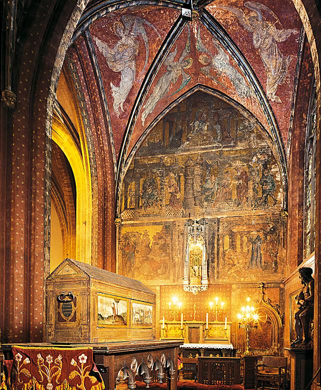 La Imagen de Nuestra Señora de Gracia de Scheut lanza Resplandores, Bélgica (21 feb y 12 sep)