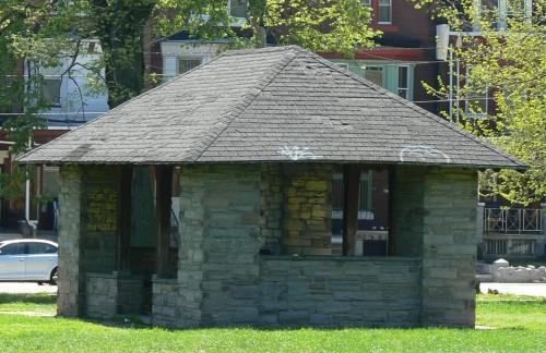 capilla refugio del parque fairmount