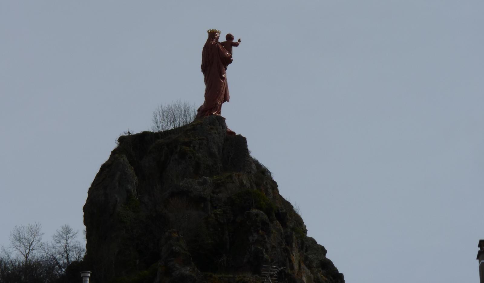 Nuestra Señora de Puy en Velay, Aparición que dejó Poderes Sanadores, Francia (17 sep)