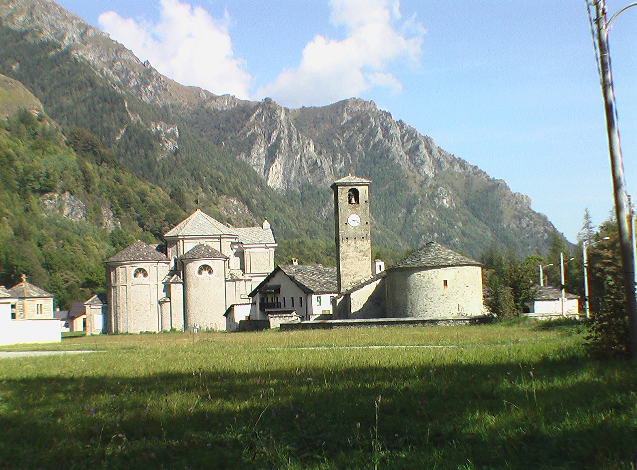 Nuestra Señora de Loreto de Groscavallo, Aparece para Pedir un Santuario, Italia (30 sep)