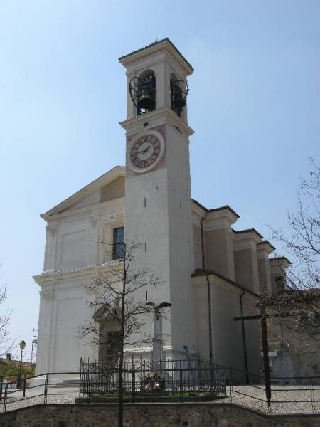 iglesia de berzo inferior