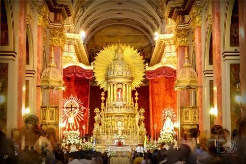 interior catedral de salta fondo