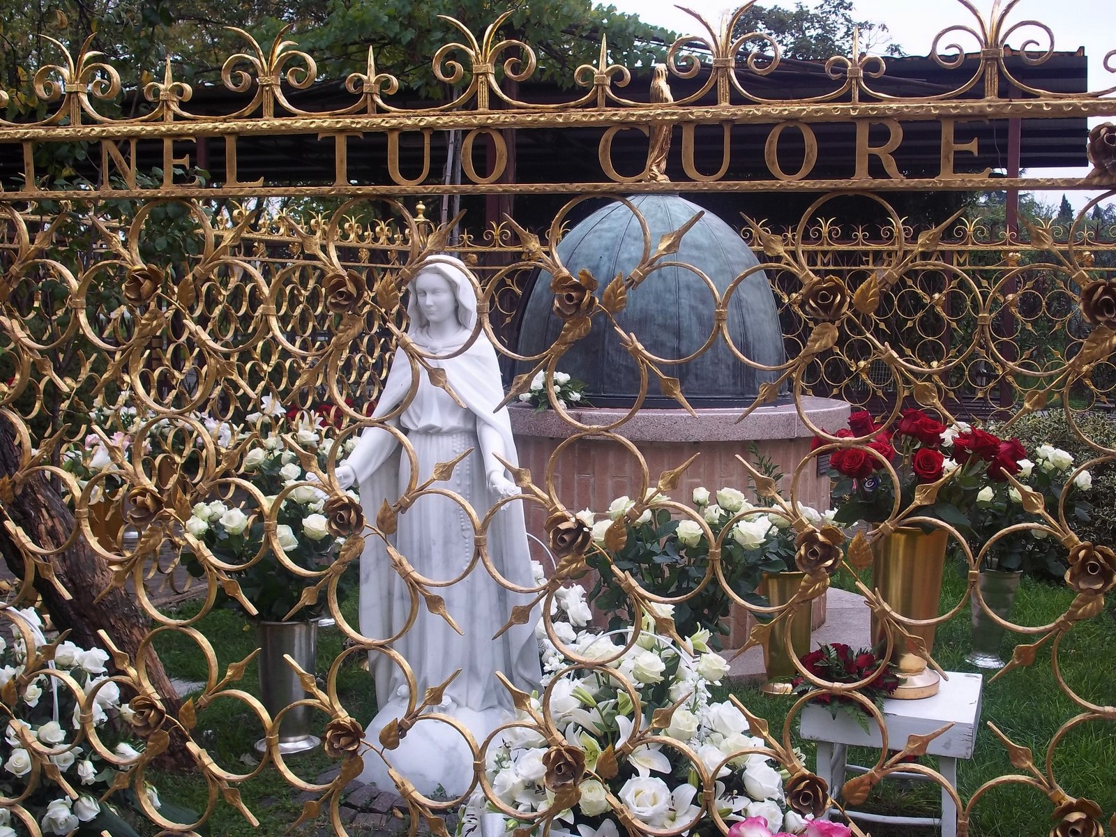 Nuestra Señora de las Rosas de San Damiano, Mensajes de para el Mundo, Italia (29 sep)