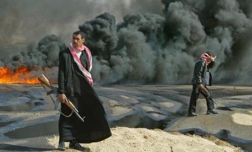 jihadista del estado islamico