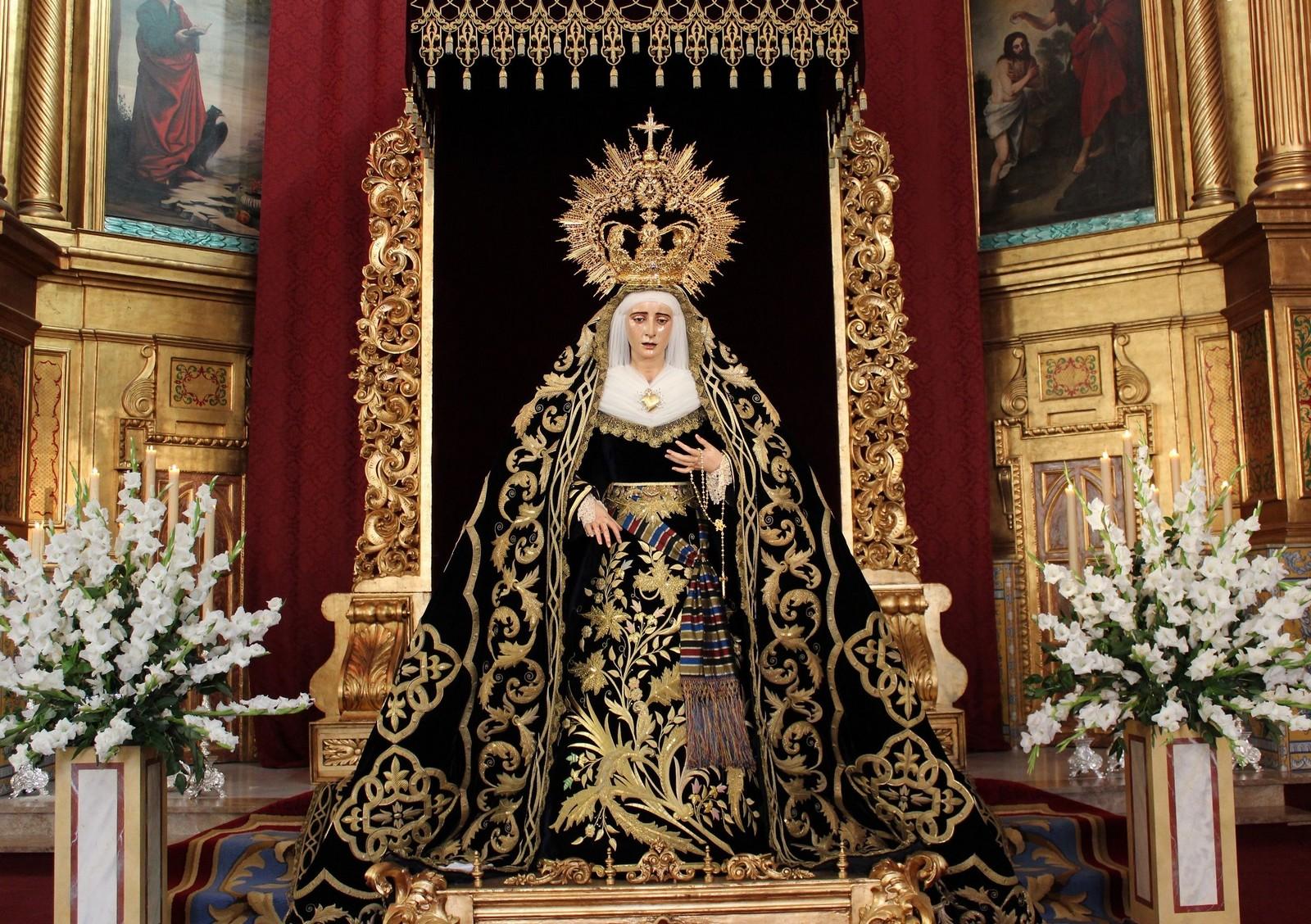 Los Dolores de la Madre de Jesús: Nuestra Señora de los Dolores (15 de septiembre)