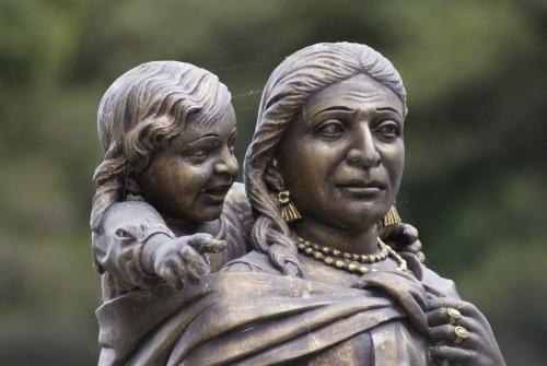 maria quiñones y su hija