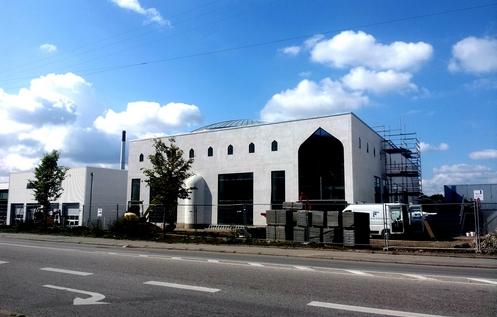 mezquita en dinamarca