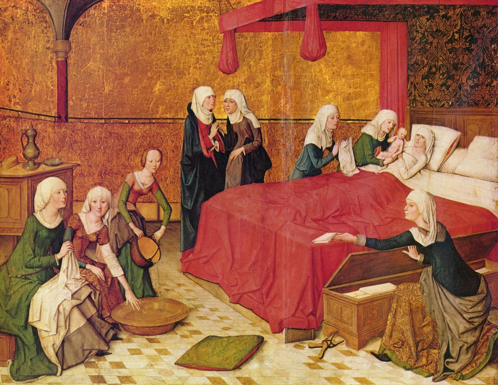 Confluencia entre Antiguo y Nuevo Testamento: Natividad de la Virgen María, Universal (8 de septiembre)