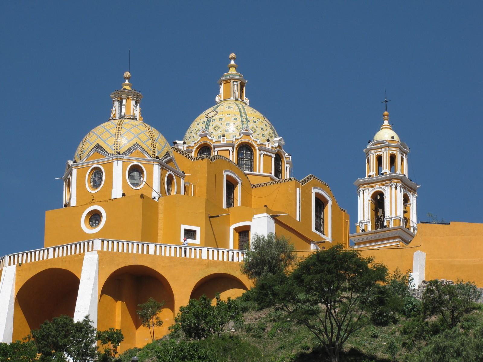 Virgen de los Remedios, Presidió la Primera Misa en México (1 sep)