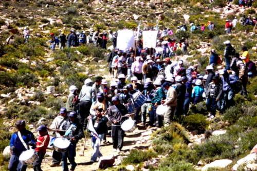 peregrinacion a tlaxcala