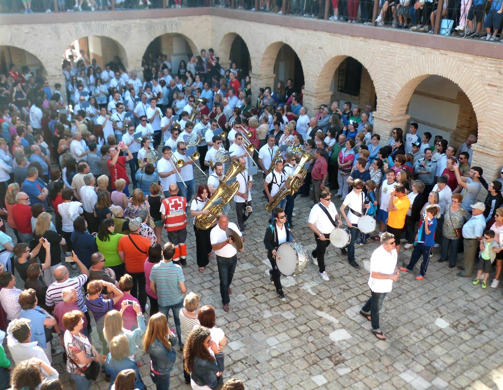 Aparición a un Joven: Nuestra Señora de las Cruces de Daimiel, España (1 de septiembre)