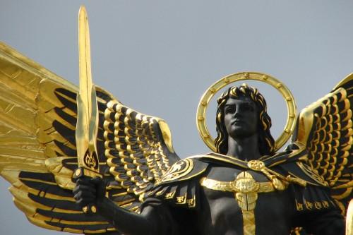 san miguel arcangel plaza kiev fondo
