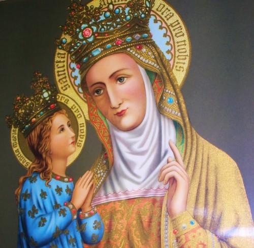 santa ana y maria