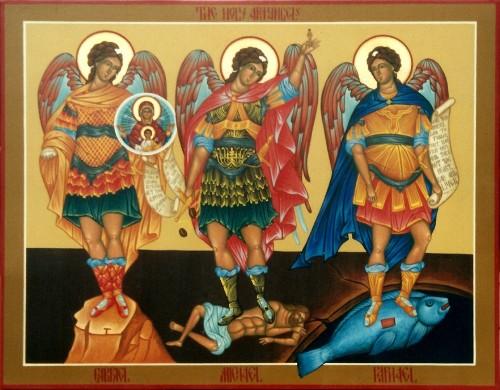 santos arcangeles