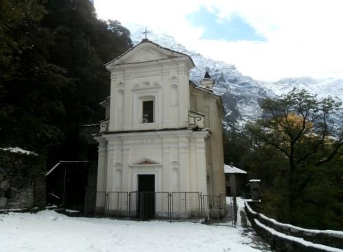 santuario groscavallo