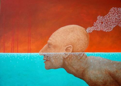 sueño en el agua fondo