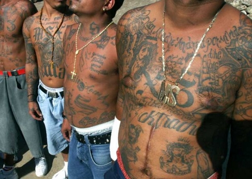 tatuajes maras