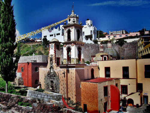 templo de san miguel en tlaxcala