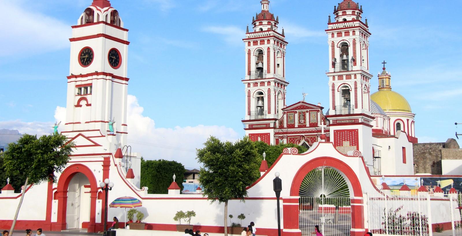 Apariciones del Arcángel Miguel: San Miguel del Milagro de Tlaxcala, México (25 abril, 29 sep, 8 mayo)