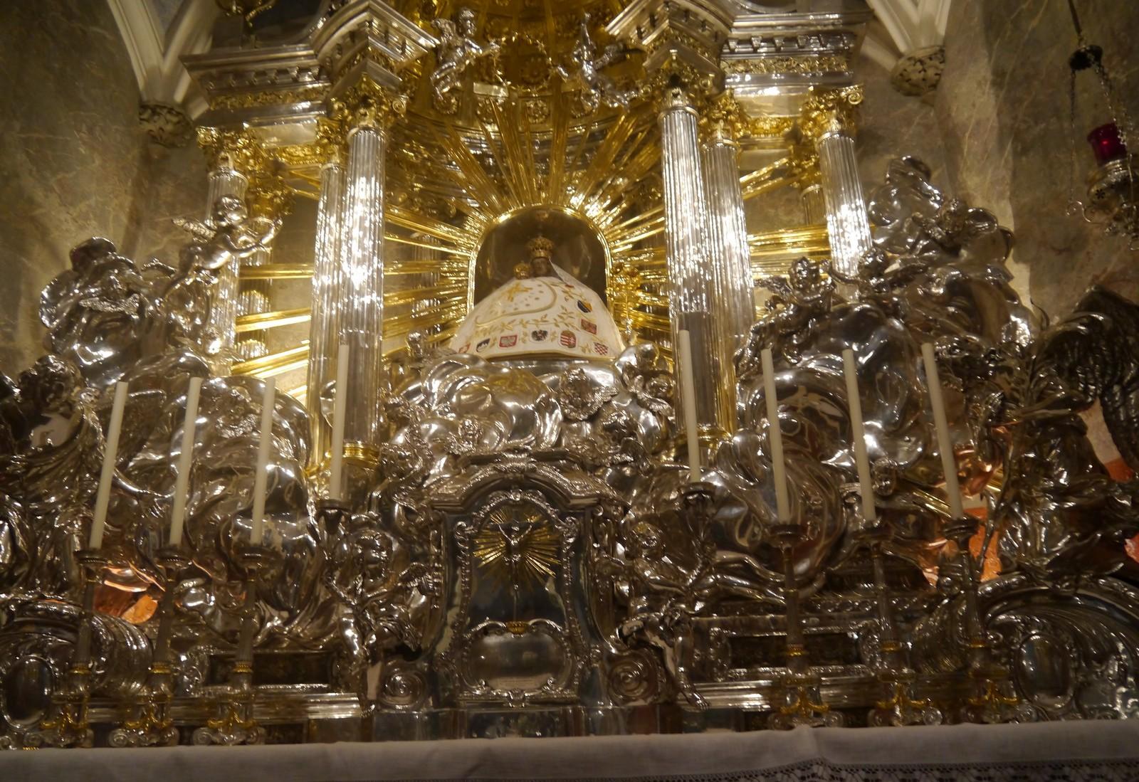 Peregrinación más Popular del Centro de Europa: Nuestra Señora de Mariazell, Austria (13 sep)