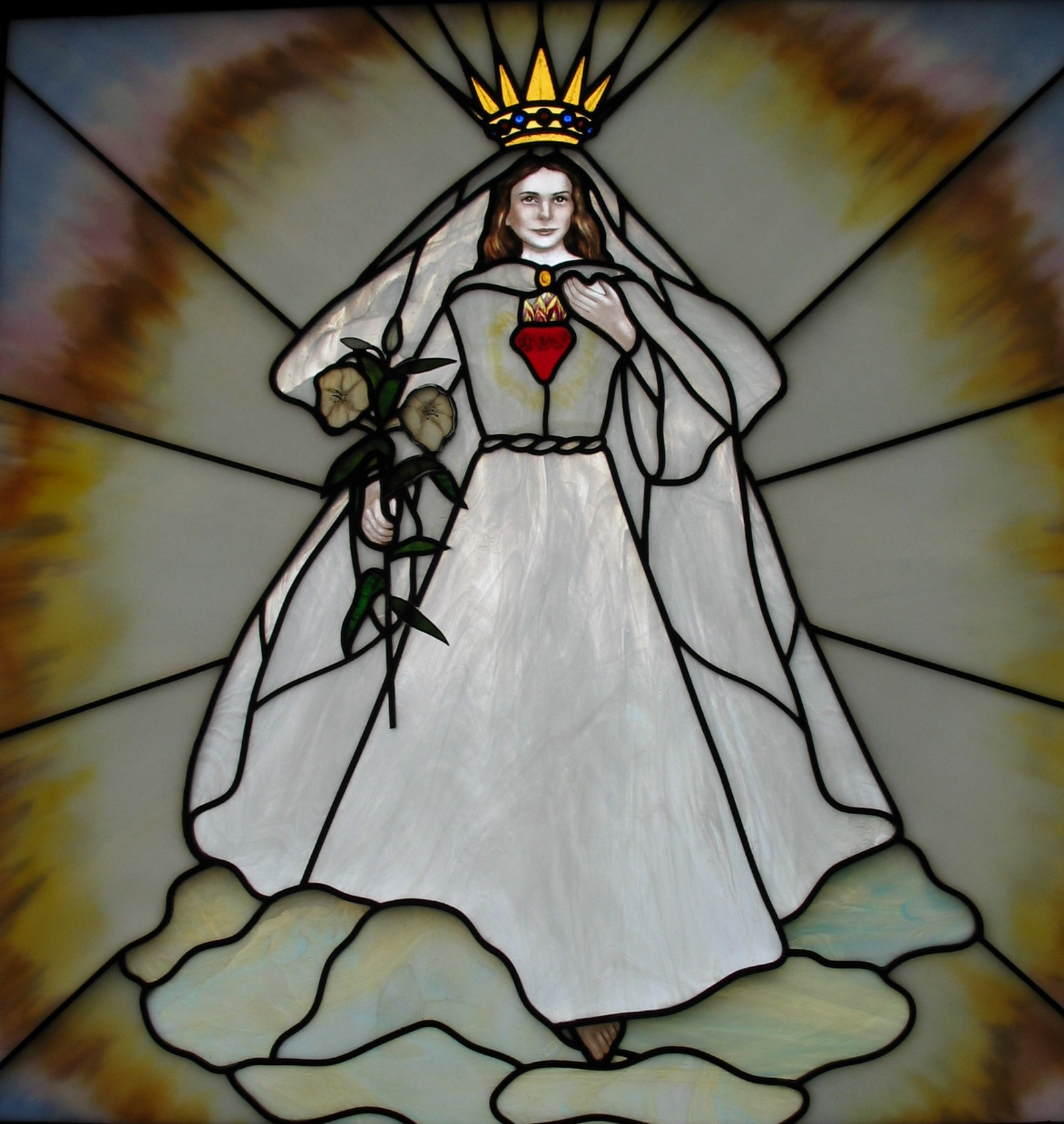Nuestra Señora de América apareció pidiendo Consagración de EE.UU. a la Inmaculada (26 sep)