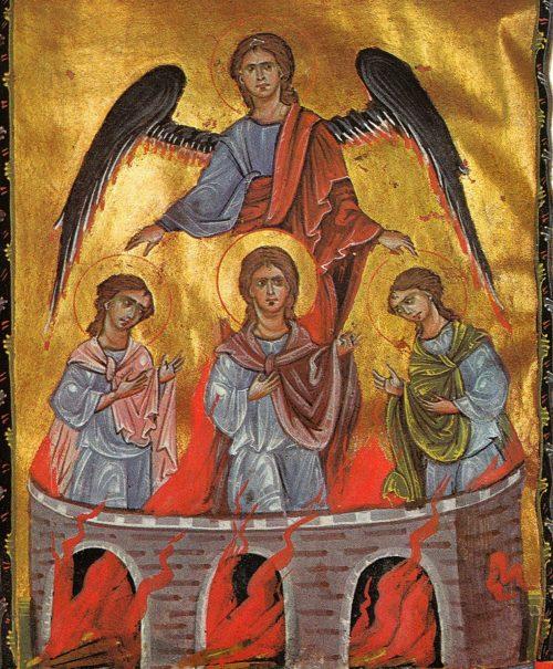 Ananias-Azarias-Misael