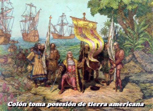 Colon descubre America